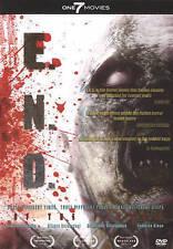 E.N.D. VG DVD Horror One7 Movies Region Free Italian w/ English Subtitles