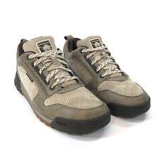 Patagonia Boaris A/C Gravel Fog Khaki Brown Hiking Sneakers Vibram Shoes Mens 14