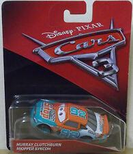 Disney Pixar Cars 3 ~ DIE-CAST ~ Murray clutchburn