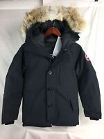 NEW Canada Goose CHATEAU PARKA NAVY MENS JACKET S M L XL 2XL AUTHENTIC HOLOGRAM
