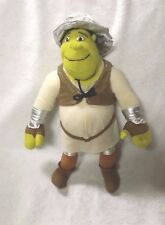 "SHREK KNIGHT 14"" Plush Stuffed Toy Doll SHREK THE THIRD Nanco 2006 FREE SHIP"