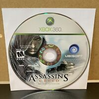 Assassin's Creed (Microsoft Xbox 360, 2007) Disc Only - Tested & Working