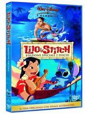 DVD LILO & STICH ED.SPECIALE 2 dischi W. Disney NUOVO versione italiana