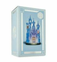 Disney Castle Collection Cinderella Light Up castle Figurine Limited 1 of 10 NIB