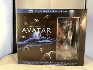 Avatar [Ultimate Edition] limitée et numérotée - Coffret blu ray+dvd+figurine