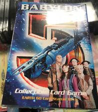 Babylon 5 CCG Starter Deck Earth 1997 New unopened OOP