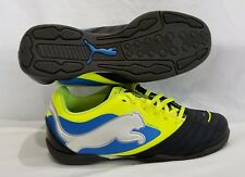 Puma youth soccer futbol cleats POWERCAT 3 INDOOR JR New in box Size 4