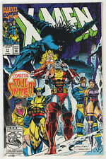 X-Men #17 (Feb 1992, Marvel) [Darkstar] Fabian Nicieza, Andy Kubert m-