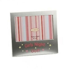 Girls Night Out Photo Decorative Aluminium Frame - New & Boxed - Great Gift Idea