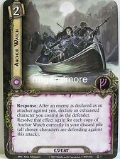 Lord of the Rings LCG - 1x Anchor Watch #007 - the Grey Havens