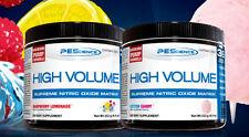 PES High Volume Nitric Oxide Matrix Insane Pump  Glycerol Raspberry Lemonade