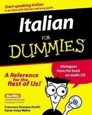 Italian for Dummies® by Berlitz Editors, Paperback (no CD)