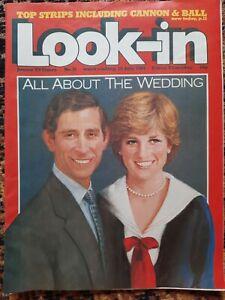 Look In 1981 No.31