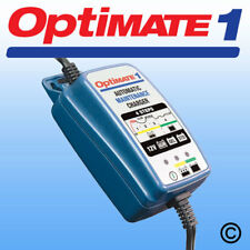 OPTIMATE 1+ 12V 0.6A BATTERY CHARGER MAINTAINER OPTIMISER TECMATE MOTORCYCLE