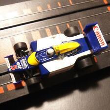 TOMY AURORA AFX Magna ho Slot Car blue and white Very Good
