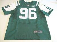 New York Jets #96 Muhammad Wilkerson Nike Elite On Field Sewn NFL Green Jersey