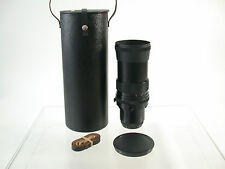ZEISS Jena Sonnar MC 4/300 300 300mm F4 P. Pentacon Six 6x6 TOP COMPLETE /17