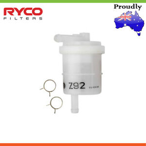 New * Ryco * Fuel Filter For MITSUBISHI GALANT A168V 2L 4Cyl Part Number-Z92