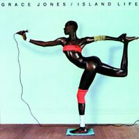 GRACE JONES 'ISLAND LIFE' CD NEW!!!!!!!!!!!!!!!