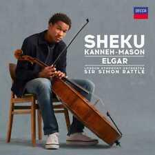 Sheku Kanneh-Mason - Elgar (NEW CD) LSO Sir Simon Rattle