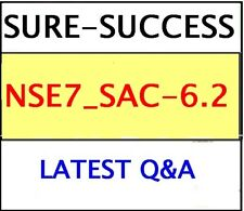 NSE7_SAC-6.2  Fortinet NSE 7 – Secure Access 6.2 EXAM Q&A-LATEST