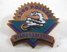 Inaugural Arizona Diamondback 1200 POINTS Pin