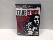 Nintendo GameCube True Crime Streets Of LA Tested Working