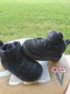 Jordan Pro RX BLACK BRAND NEW Toddler 5C