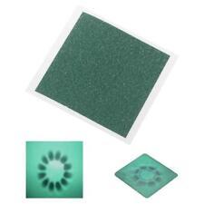 Magnetic Field Viewer Viewing Film 50x50mm Card Magnet Detector Display Pattern