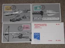 Liechtenstein Maximum Cards, Hunting 1980