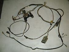 1990 Suzuki Quadrunner 250 4x4 ATV Tested Main Wiring Harness Electrical Loom