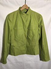 Josephine Chaus Lemon Green Blazer/Jacket, Size 14p,  Fully lined #C
