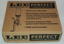 Lee 90058 Precision Reloading Perfect Powder Measure Bottle Adapter with Stand
