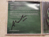 Alex Cornish 'Call Back' Signed CD