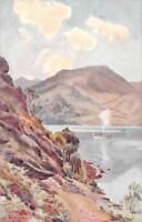 Cumbria, Ullswater from Birk Fell, Edward G. Hobley, Drawing