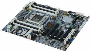 HP Z620 v2 Workstation Tower Motherboard LGA2011 708614-601 618264-002