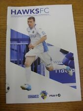 25/09/2012 Havant And Waterlooville v Weston Super Mare  . Unless previously lis