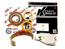 4R70W 4R75W TRANSMISSION REBUILD KIT 2004 & UP  Clutches & 2 Lined Bands
