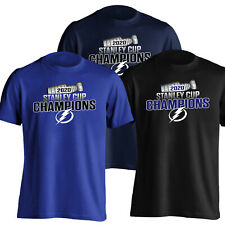 Tampa Bay Lightning 2020 Stanley Cup Champions T-Shirt - S-5XL - 3 Colors
