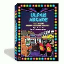 Davka Ulpan Arcade Hebrew Vocabulary Learning Aid Computer Software Windows E...