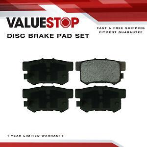 Rear Ceramic Brake Pads for Acura RDX; Honda Accord Crosstour,  Crosstour,  CR-V