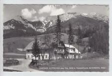 AK Altenberg, Gasthof Alpenland gegen Rax, 1965