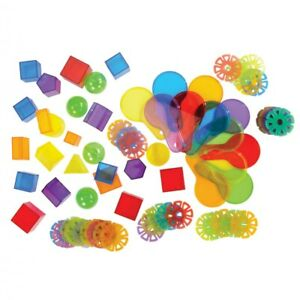 Kaplan Early Learning Toddler Light Table Discovery Set - 84 Pieces