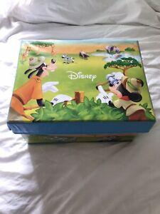 Eaglemoss Disney Animal World Safari Collection. Storage Box/ Toy Box