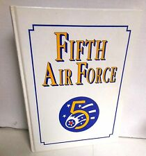 BOOK WW2 Army Air Corps Fifth Air Force Pacific op 1998 2nd Editon