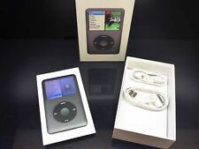 Apple iPod classic 7. Generation Schwarz (120GB) in OVP sauber und gepflegt #204