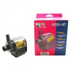 Maxi Jet MJ 750 Pompe à eau MJ750 Hydroponics Aquarium Pompe Powerhead