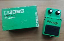 Boss PH1 Japan 1979 Silver Screw Phaser guitar effects pedal Vintage MIJ SS