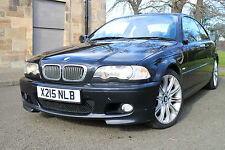 BMW 330 M-SPORT COUPE E46 SPARES OR REPAIR *NO RESERVE* MAY BREAK FOR PARTS M3