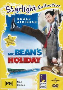 Mr. Bean's Holiday - Comedy / Adventure - Rowan Atkinson, Willem Dafoe - NEW DVD